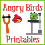 angry birds homeschool