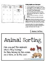 Homeschool creations preschool science