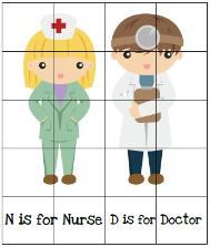 Doctor Preschool Pack